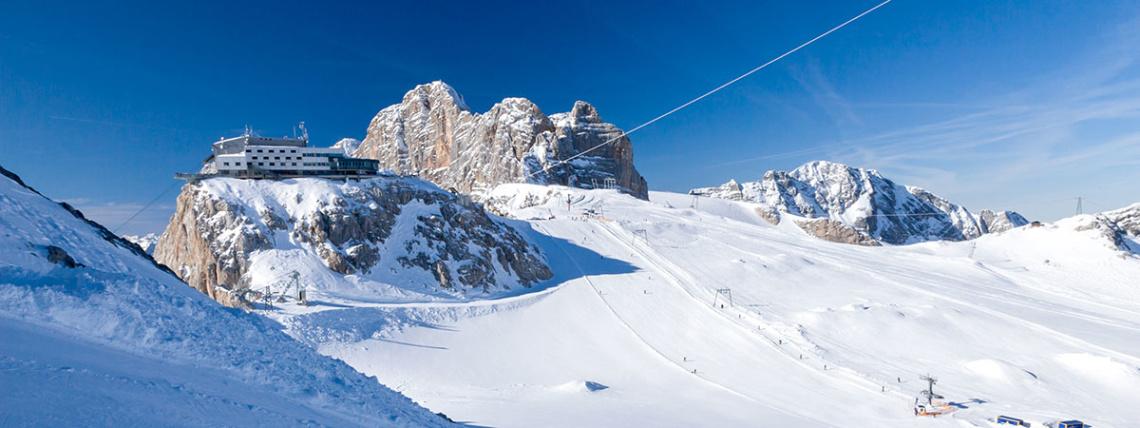 Ausflugsziele vom Hotel Das Urbisgut - Dachstein Gletscher