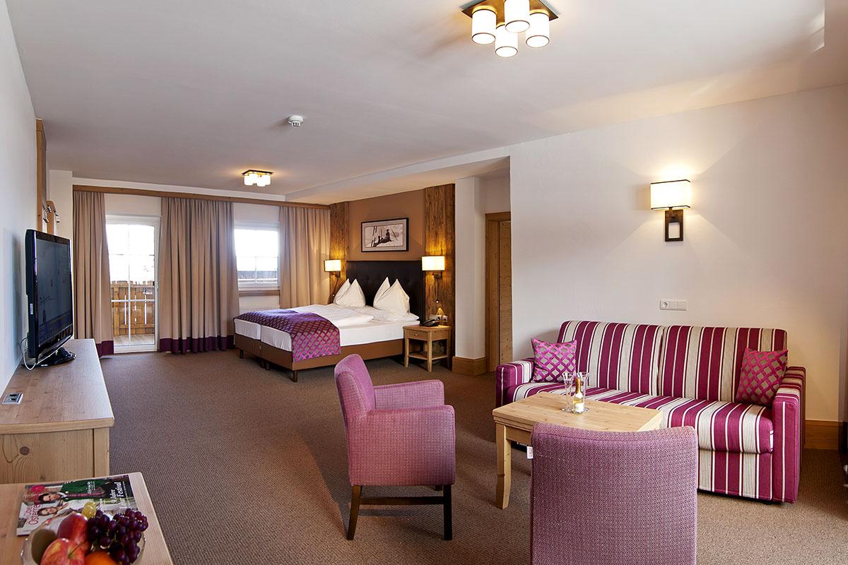 4 Sterne Hotel Das Urbisgut - Zimmer Alpenstyle in Altenmarkt im Pongau