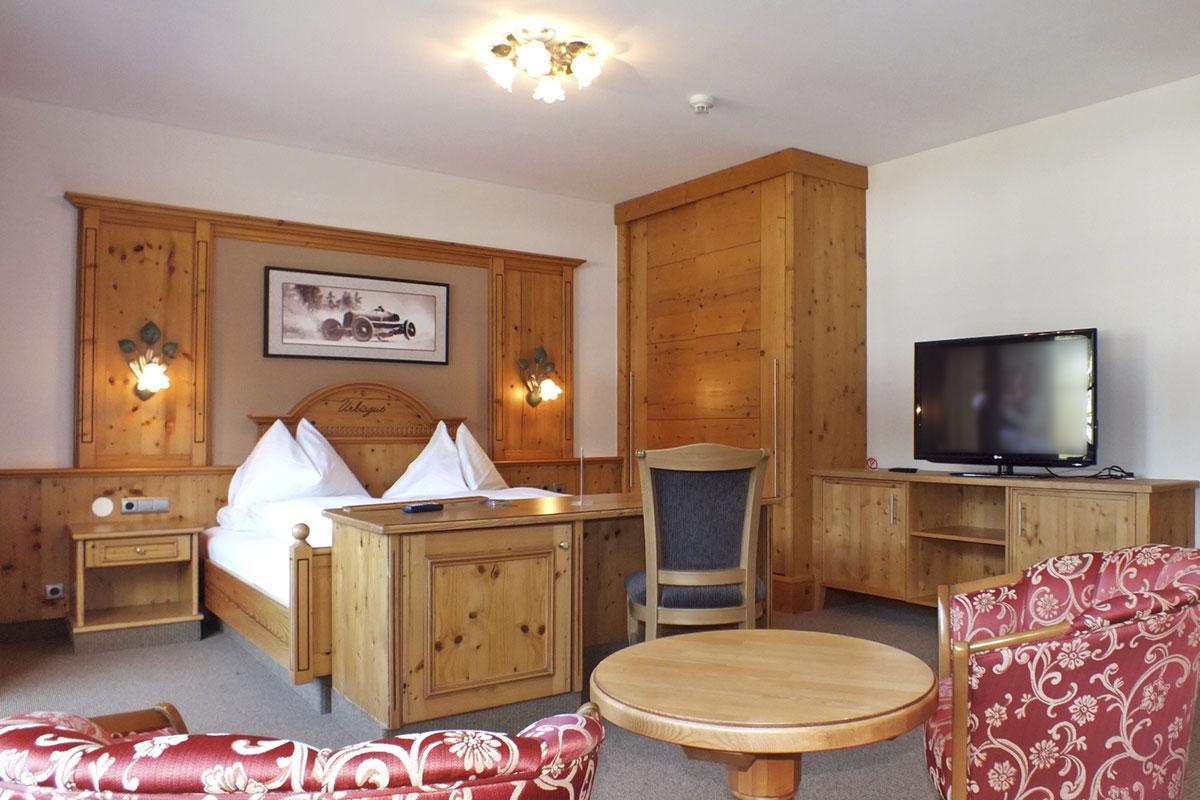 4 Sterne Hotel Das Urbisgut - Zimmer Landhausstyle in Altenmarkt im Pongau