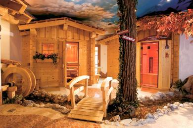 Hotel - Salzburger Land - Inklusivleistungen - Wellness gegen Aufpreis