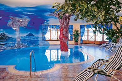 4 Sterne Hotel Das Urbisgut - Inklusivleistungen - Wellnessbereich