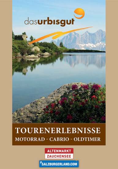 Hotel Das Urbisgut - Roadbook