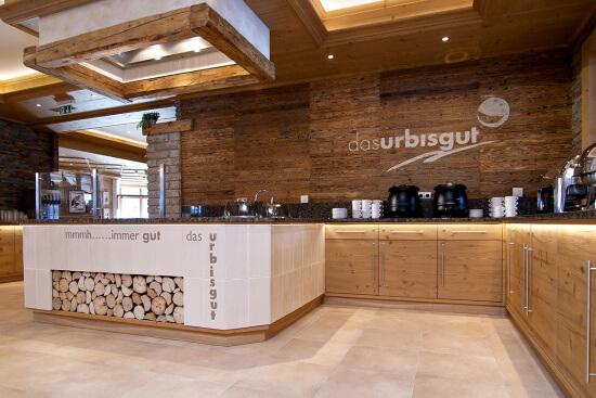 Restaurant in Altenmarkt im Pongau - Hotel Das Urbisgut