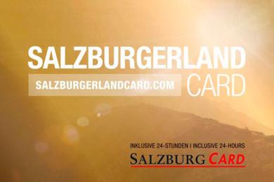 SalzburgerLand Card - Kostenlose Eintritte und zahlreiche Ermäßigungen