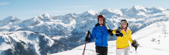 Skifahren - Hotel Urbisgut in Altenmarkt