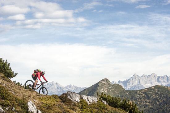 Sommerurlaub in Altenmarkt - Zauchensee - Mountainbike