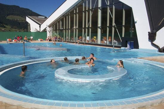 Sommerurlaub in Altenmarkt - Zauchensee - Therme Amadé