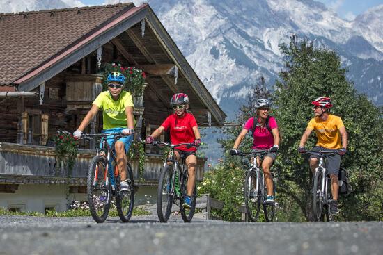 Sommerurlaub in Altenmarkt - Zauchensee - Radfahren