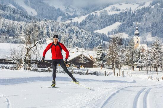 Winterurlaub in Altenmarkt - Zauchensee - Langlaufen