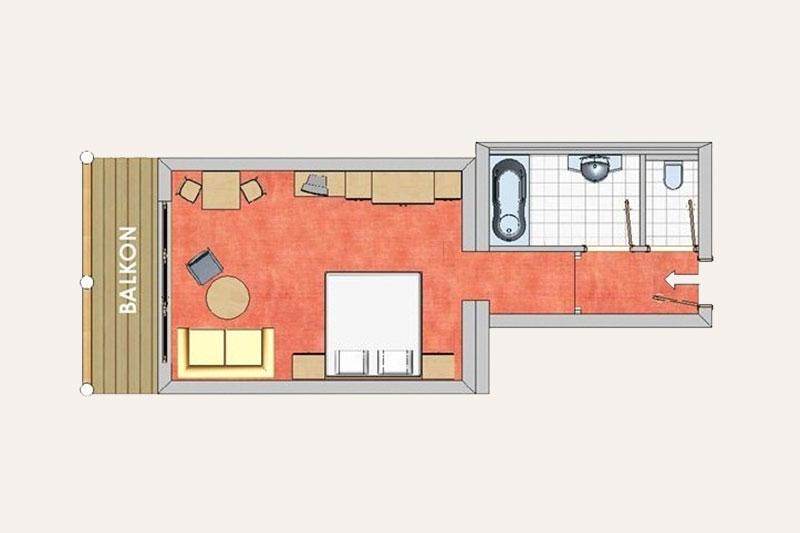 gro z gige zimmer und suiten 4 sterne hotel das. Black Bedroom Furniture Sets. Home Design Ideas